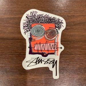 """Stussy Sticker 3""""x3"""""""